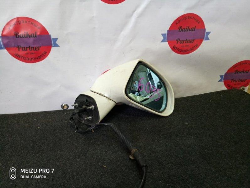 Зеркало Honda Airwave GJ2 L15A 2007 правое 6035