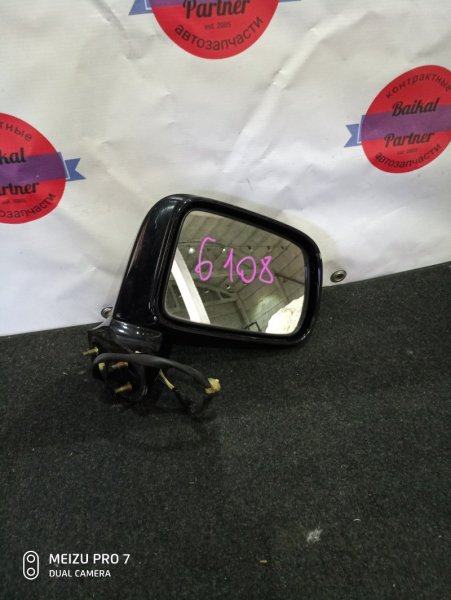 Зеркало Honda Capa GA4 D15B 2000 правое 6108