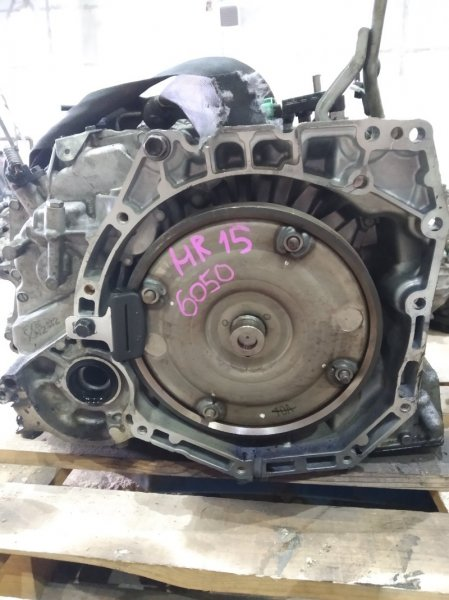 Акпп Nissan Note E11 HR15DE 2012 6050
