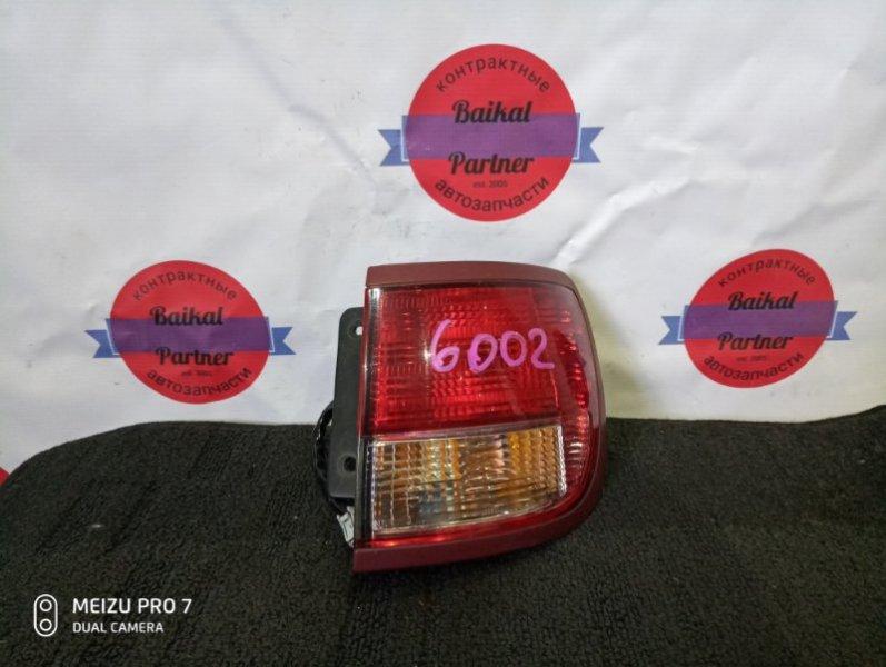 Стоп Nissan Avenir PW11 SR20DE 2001 задний правый 220-24740