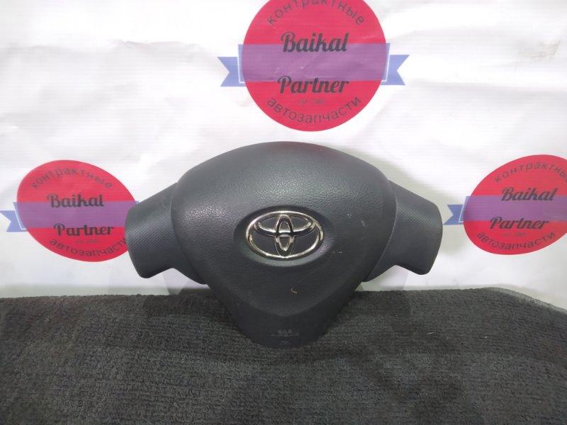 Airbag на руль Toyota Auris ZRE152H 2ZR-FE 2008 6121