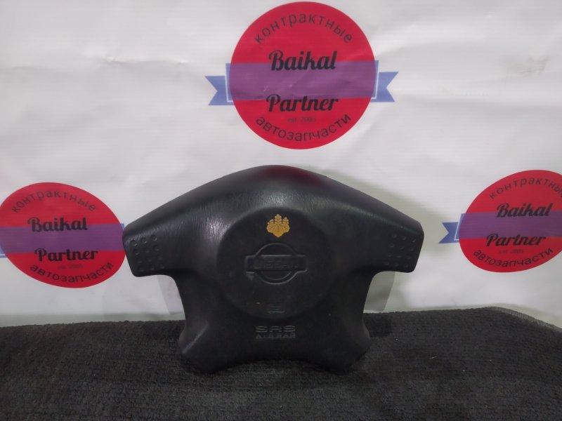 Airbag на руль Nissan Avenir PW11 SR20DE 2001 6002