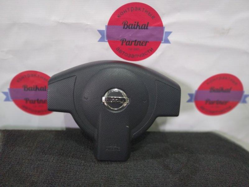 Airbag на руль Nissan Note E11 HR15DE 2008 6050