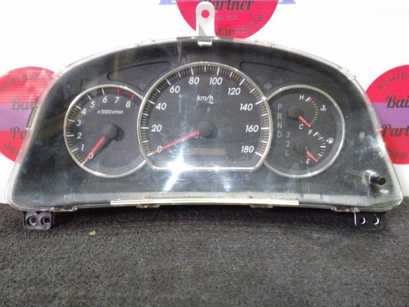 Комбинация приборов Toyota Alphard ANH15W 2AZ-FE 2004 6018