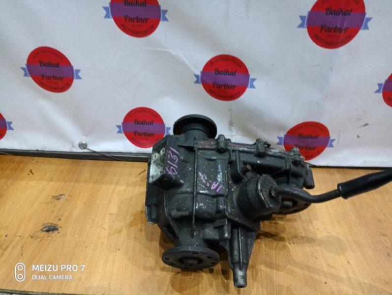 Раздатка Suzuki Jimny JB23W K6A 6131