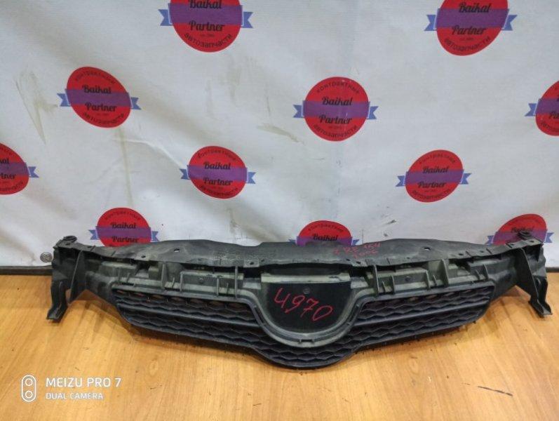 Решетка радиатора Toyota Auris ZRE152H 2ZR-FE 2006 4970