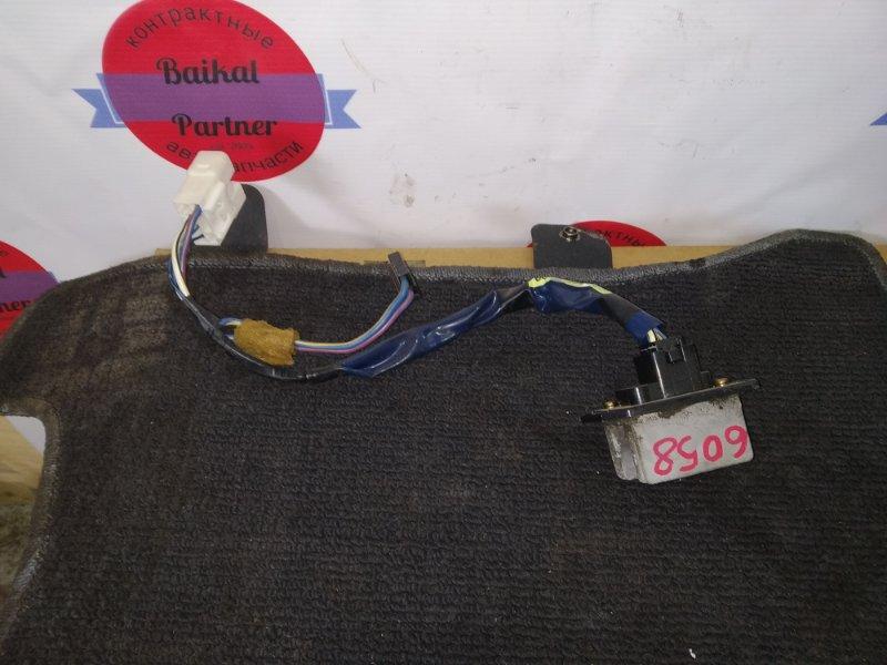 Реостат Toyota NCP12 1NZ-FE 6058