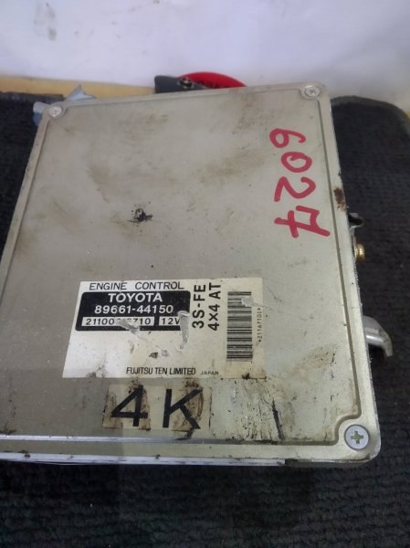 Блок efi Toyota Nadia SXN15H 3S-FE 89661-44150