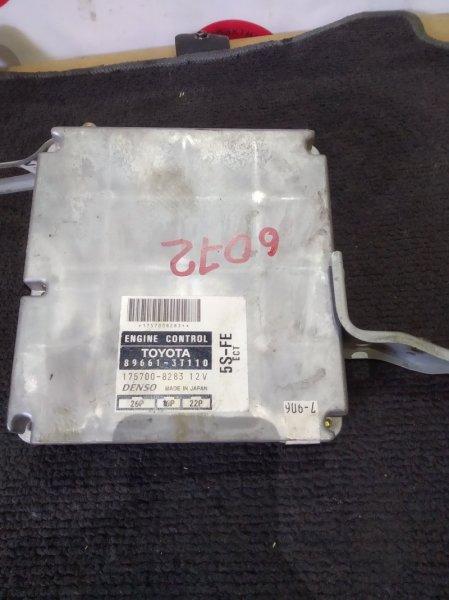 Блок efi Toyota Camry Gracia SXV20 5S-FE 89661-3Т110