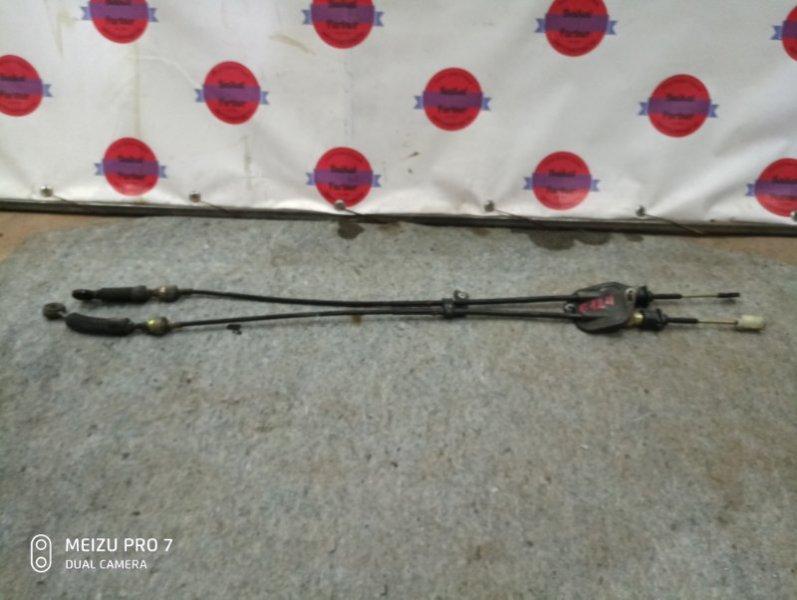 Тросик кпп Nissan March K11 CG10DE 6127