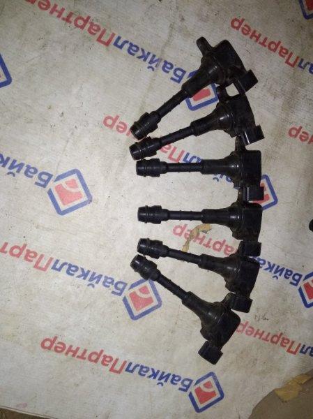 Катушка зажигания Nissan Cedric HY34 VQ30DD 22448 AL615