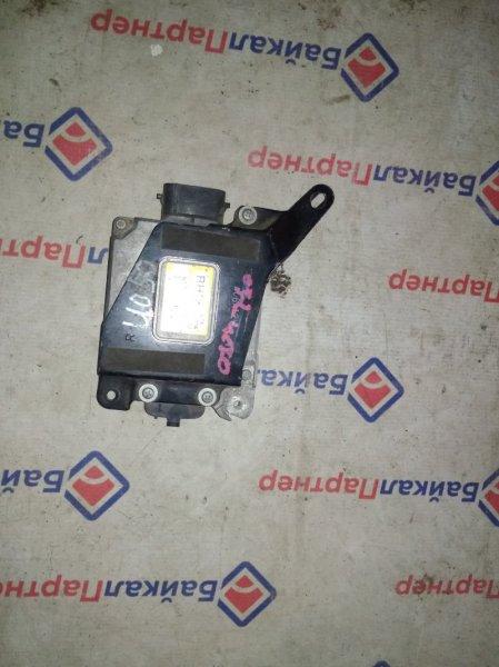 Блок управления рулевой рейкой Toyota Mark X GRX120 4GR-FSE 4050