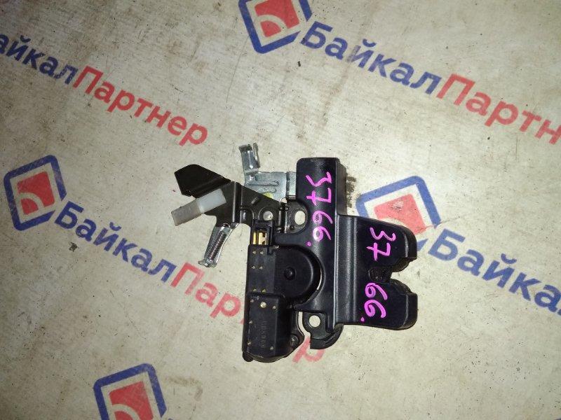 Замок багажника Toyota Windom MCV30 1MZ-FE 3766
