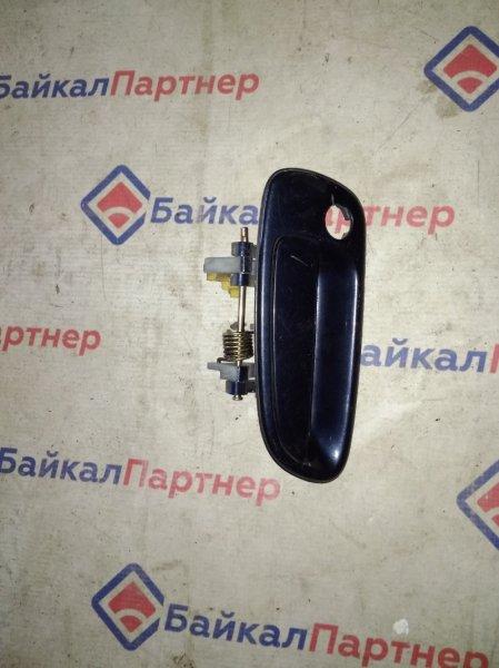 Ручка двери Toyota Caldina ST195G 3S-FE 1995 передняя левая 328