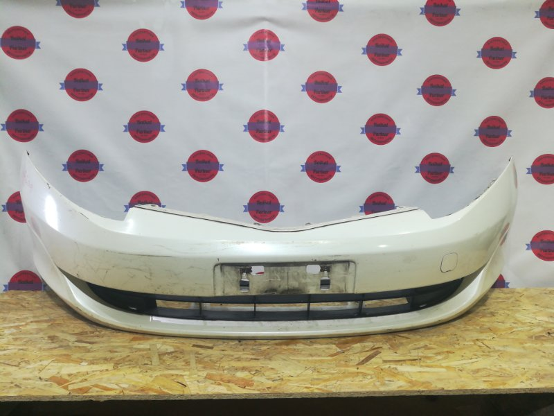Бампер Honda Airwave GJ2 L15A 2007 передний 6035