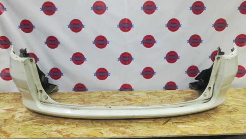 Бампер Honda Airwave GJ2 L15A 2007 задний 6035