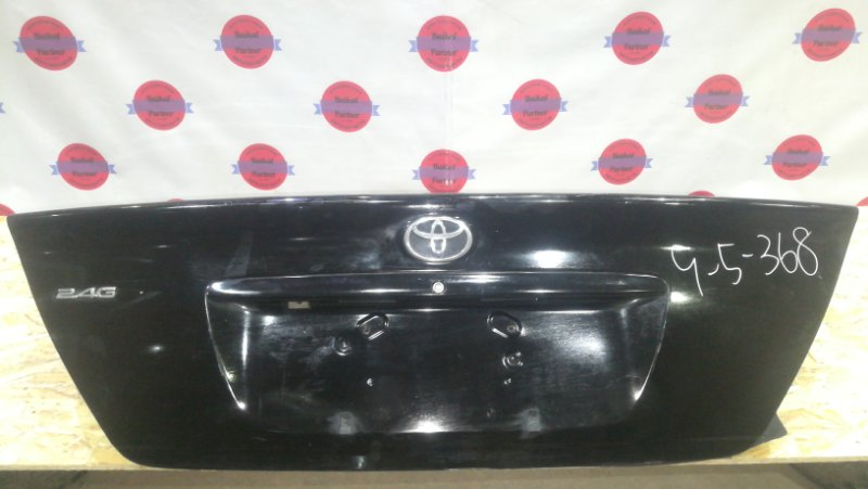 Крышка багажника Toyota Camry ACV30 2AZ-FE 2005 6189