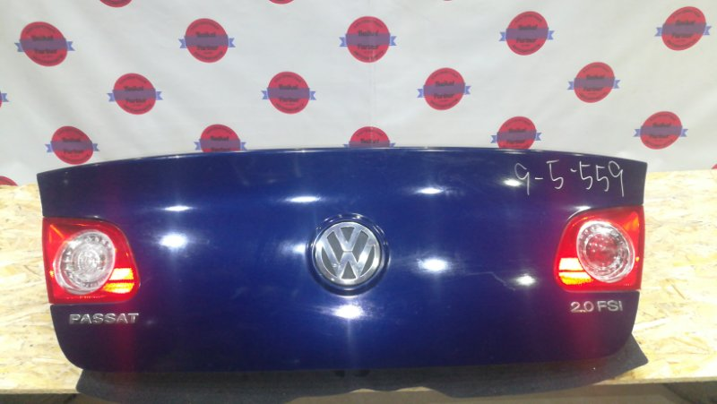 Крышка багажника Volkswagen Passat B6 BVY 2006 6236