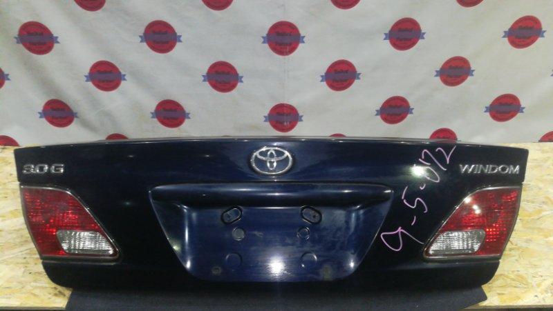 Крышка багажника Toyota Windom MCV30 1MZ-FE 2004 6206