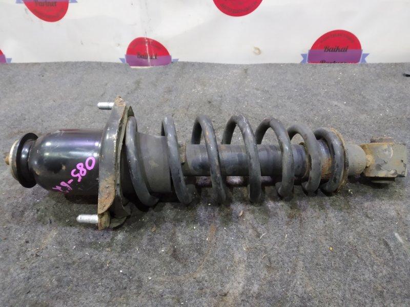 Стойка подвески Toyota Allex NZE124 1NZ-FE задняя правая 6248
