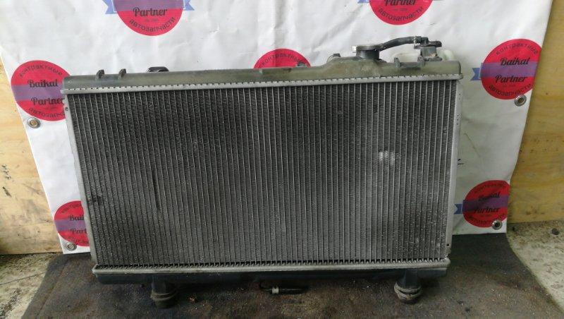 Радиатор двс Toyota Corolla Ii EL51 4E-FE 6252