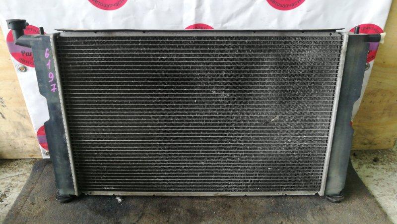 Радиатор двс Toyota Vista Ardeo SV50G 3S-FSE 6197