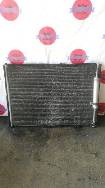 Радиатор кондиционера Nissan Elgrand NE51 VQ35DE 05.2006