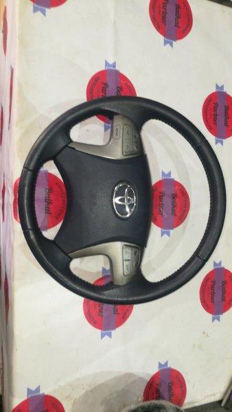 Airbag на руль Toyota Blade AZE154H 2AZ-FE 2007 6138