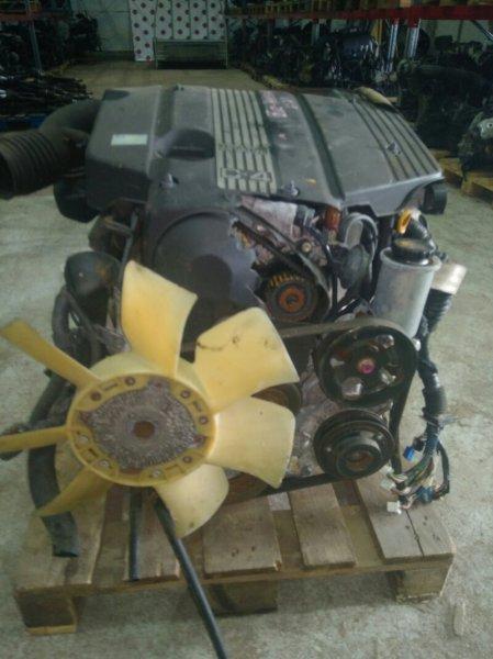 Двигатель Toyota Progres JCG11 2JZ-FSE 6220