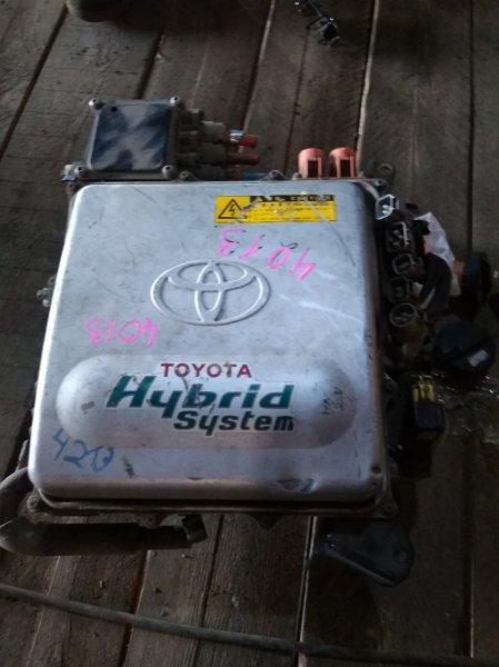 Инвертор Toyota Prius NHW10 1NZ-FXE 1999 4013