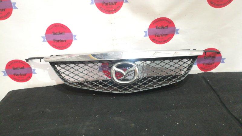 Решетка радиатора Mazda Premacy CP8W FP-DE 1999 6228