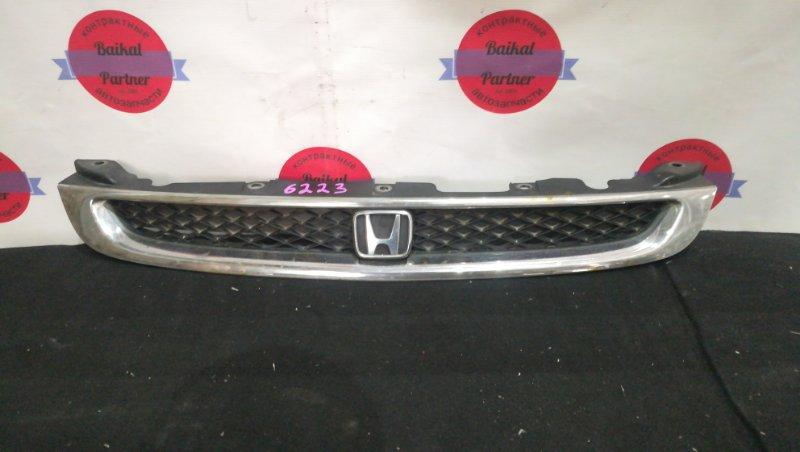 Решетка радиатора Honda Logo GA3 D13B 04.2000