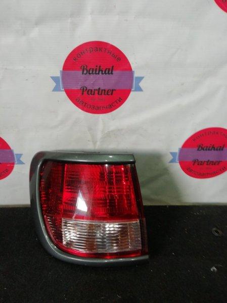 Стоп Nissan Avenir W11 QG18DE задний левый 220-24792