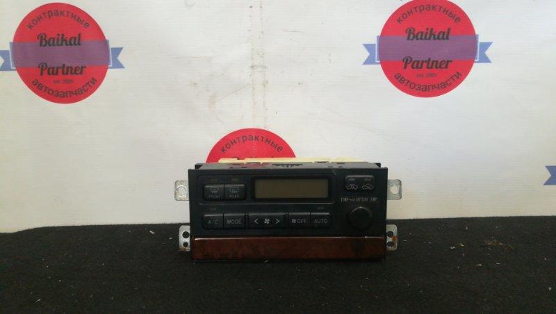 Климат-контроль Toyota Camry Gracia SXV20 5S-FE 1997 6195
