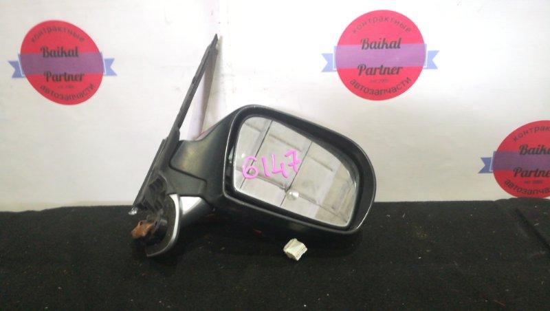 Зеркало Subaru Stella RN2 EN07 2008 правое 6147