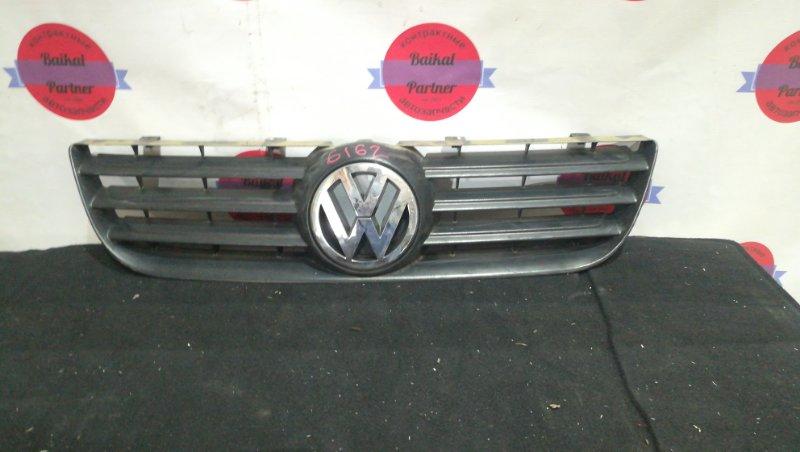 Решетка радиатора Volkswagen Polo 9N3 2007