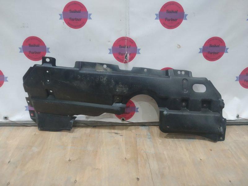 Защита двс пластик Toyota Blade AZE154H 2AZ-FE 2007 6138