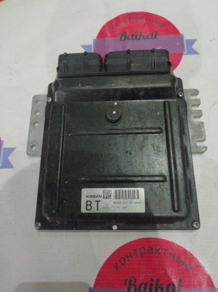 Блок управления двс Nissan Elgrand NE51 VQ35DE MEC36-310