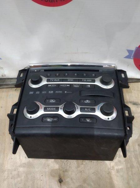 Климат-контроль Nissan Teana J32 QR25DE 2008 6257