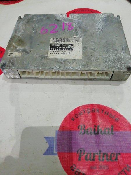Блок управления двс Toyota Windom MCV30 1MZ-FE 2004 89661-33A20