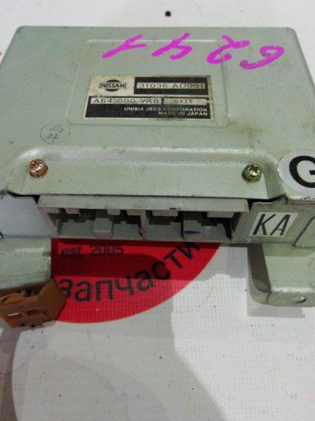 Блок управления автоматом Nissan Bassara JNU30 KA24DE 2000 A64-000 YA8