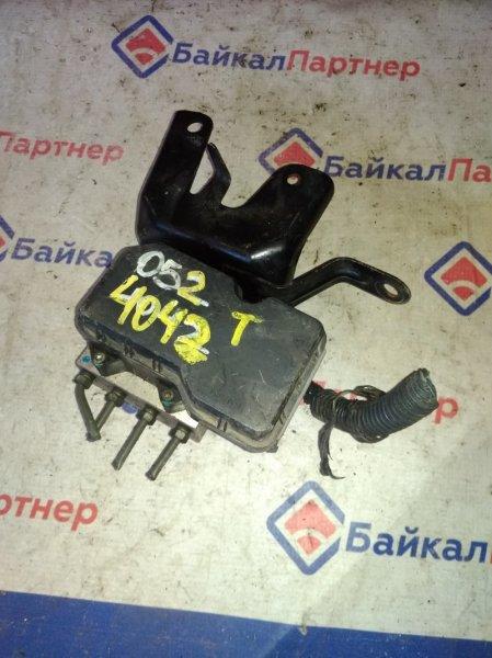 Блок abs Toyota Corolla Axio NZE144 1NZ-FE 2007 4042