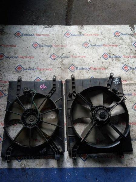 Диффузор Honda Step Wagon RF4 K20A 96