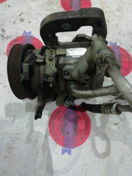 Компрессор кондиционера Toyota Windom MCV30 1MZ-FE 2004