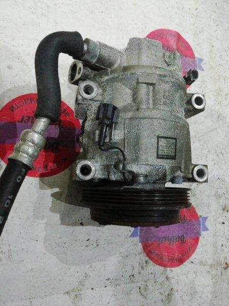 Компрессор кондиционера Nissan Elgrand NE51 VQ35DE 6261