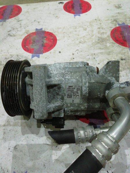 Компрессор кондиционера Nissan Tiida C11 HR15DE 6205