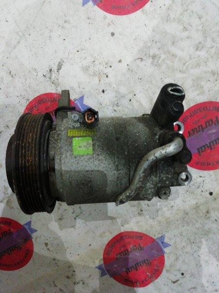 Компрессор кондиционера Nissan Teana J31 VQ23DE 6140