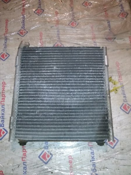 Радиатор кондиционера Honda Capa GA6 D15B 1999