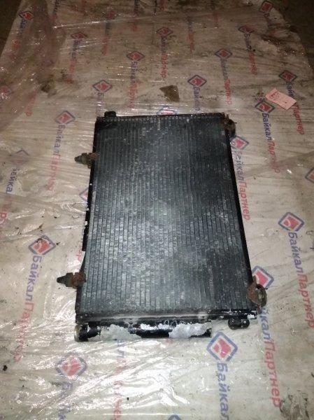 Радиатор кондиционера Toyota Will Vi NCP19 2NZ-FE