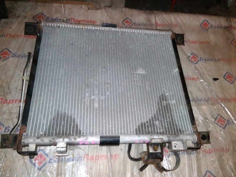 Радиатор кондиционера Mitsubishi Delica SK82M